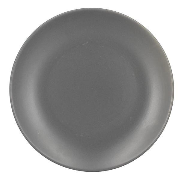 assiette grise