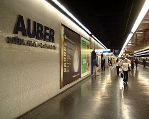 auber paris