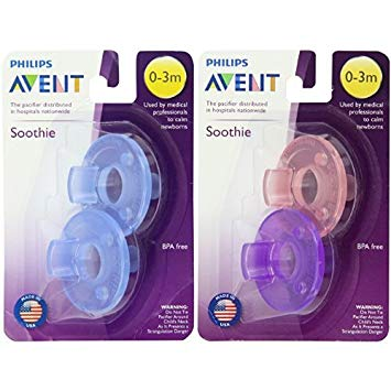 avent philips soothie