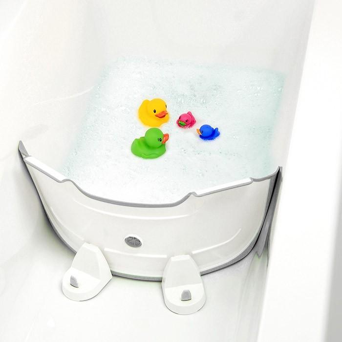 babydam réducteur de baignoire