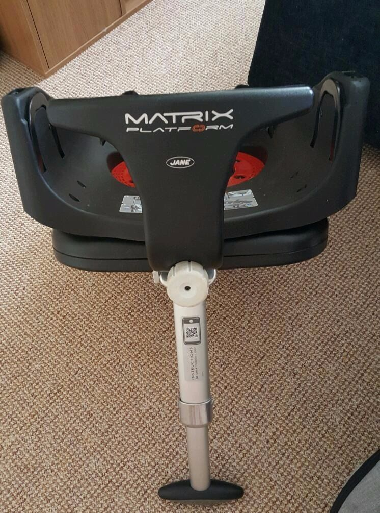 base isofix matrix light