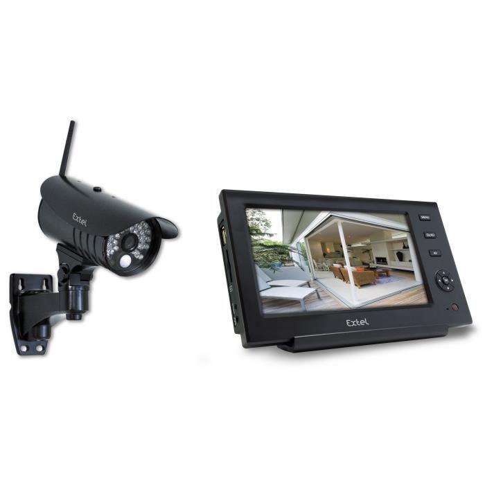 camera de surveillance exterieur sans fil