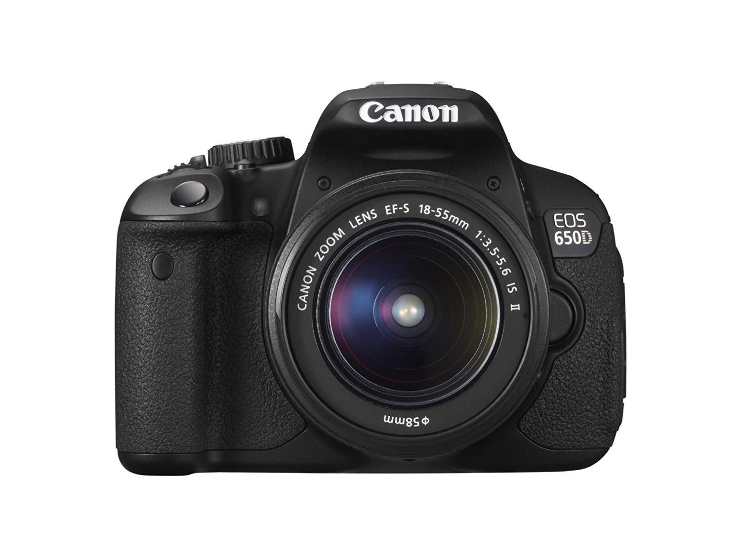 canon 650d