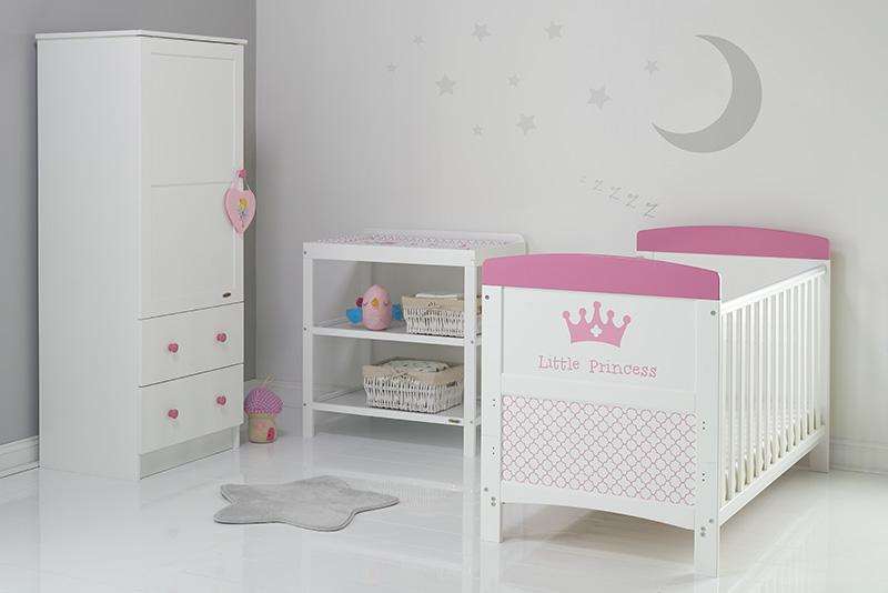chambre bébé disney