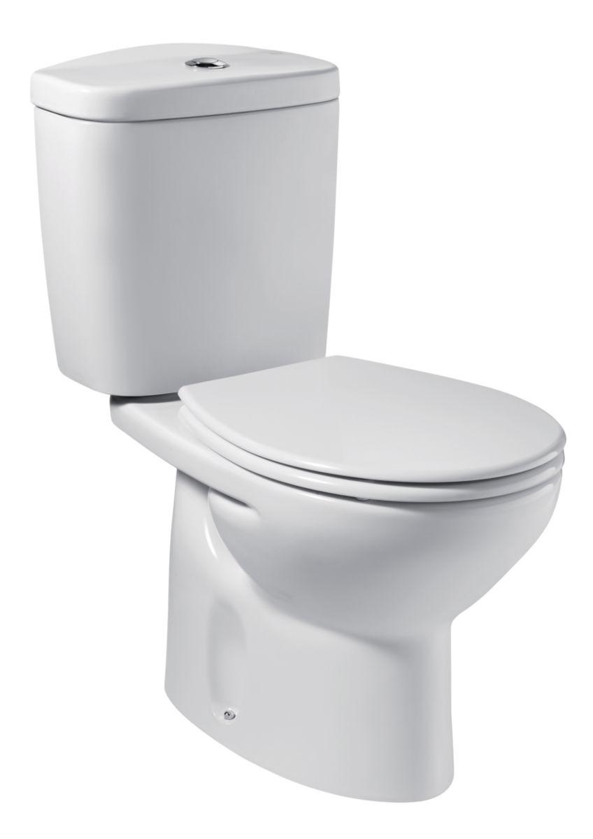 cuvette wc sortie verticale