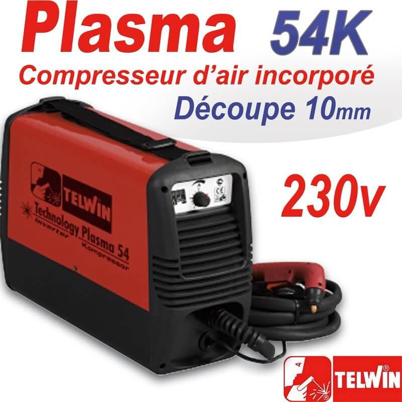 decoupeur plasma