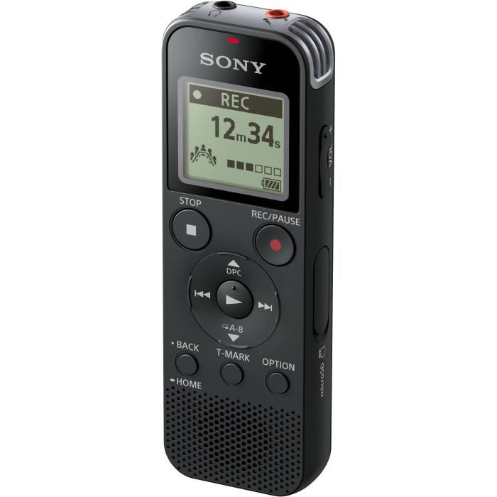 dictaphone numérique