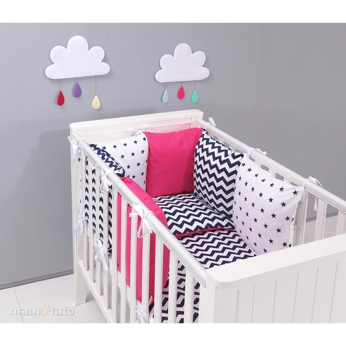 drap lit bébé 60x120