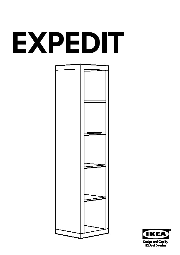 etagere expedit