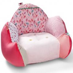 fauteuil bébé fille