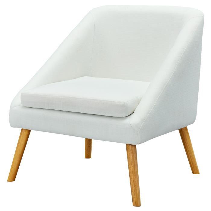 fauteuil blanc
