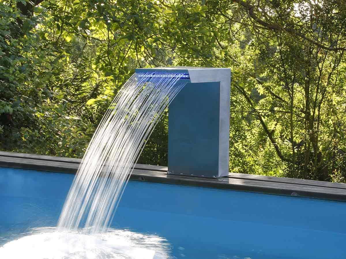 fontaine piscine