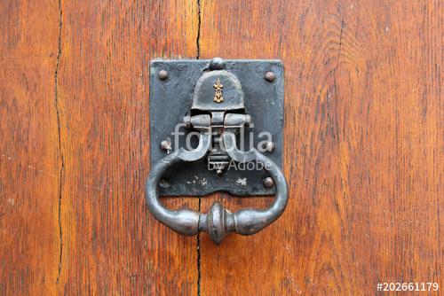 gong de porte