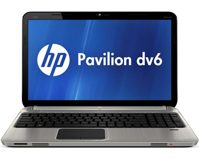 hp pavilion dv6