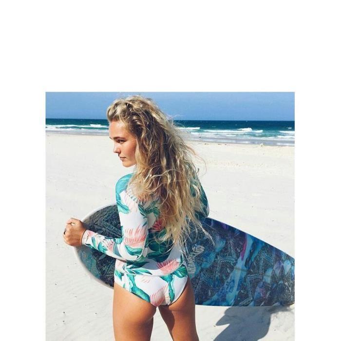 maillot de bain femme surf
