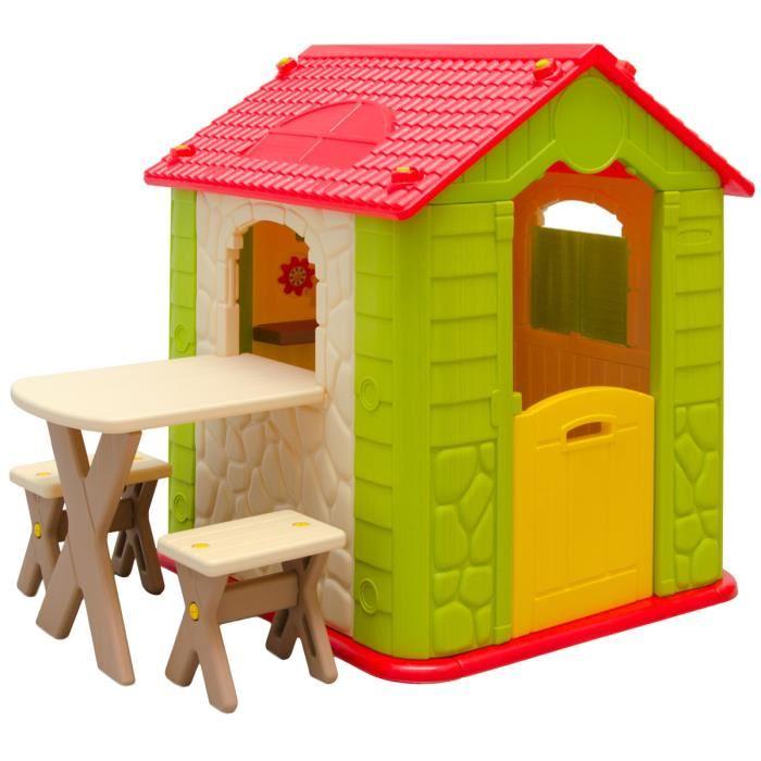 maison de jardin enfant