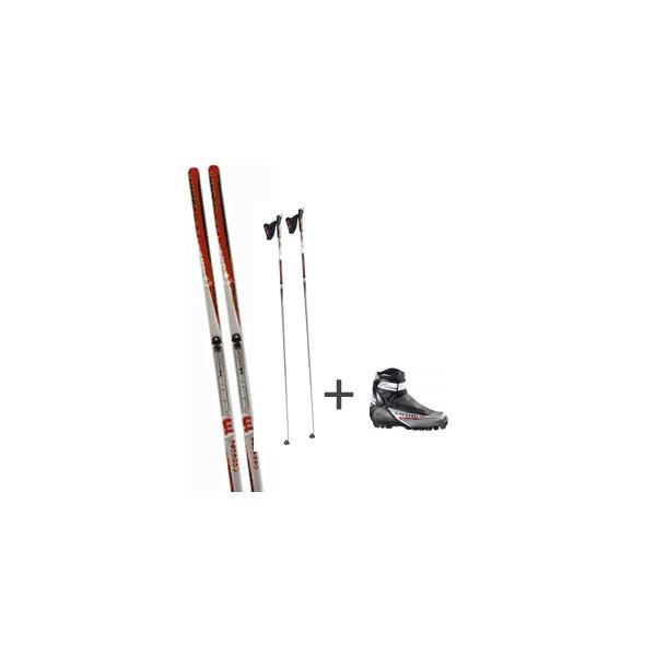 matériel ski de fond