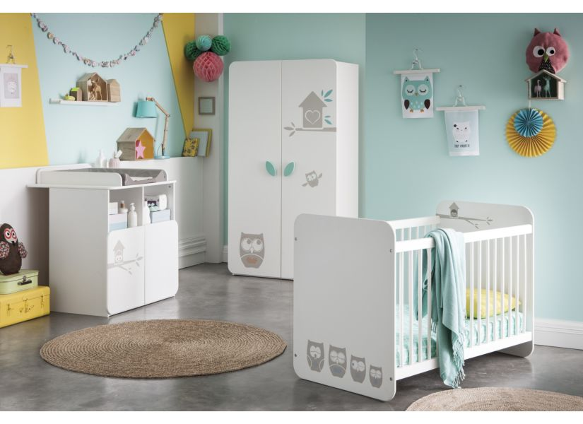 meuble chambre bébé