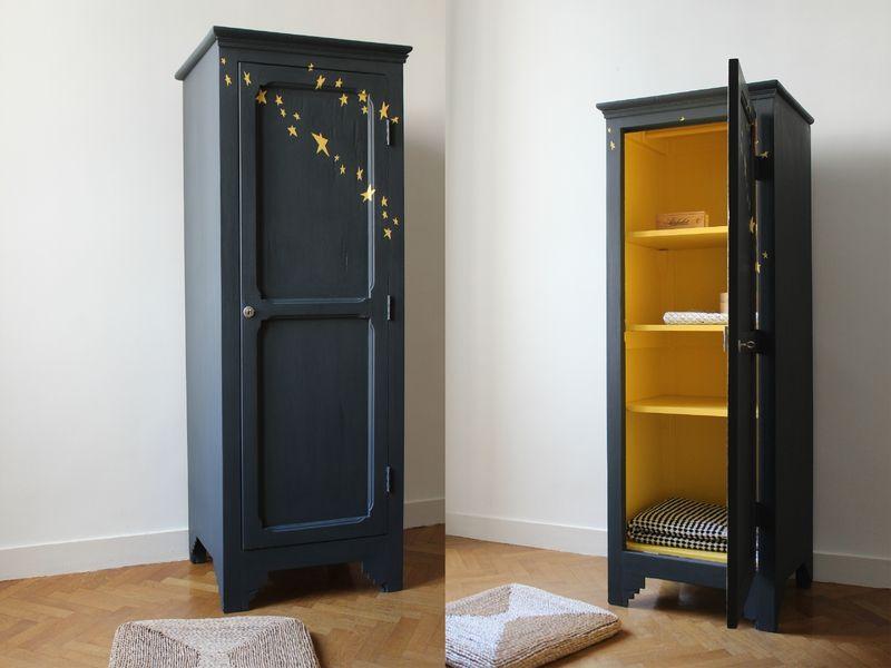 petite armoire penderie