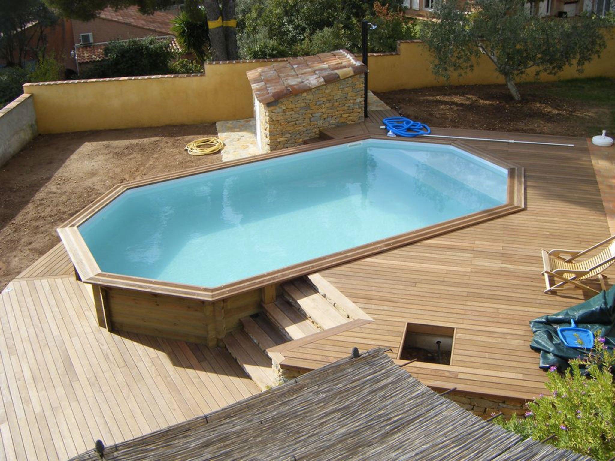 piscine encastrable
