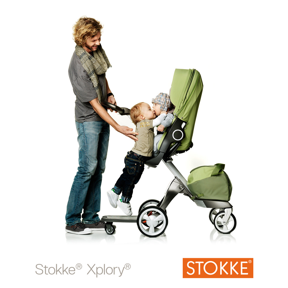 planche a roulette stokke