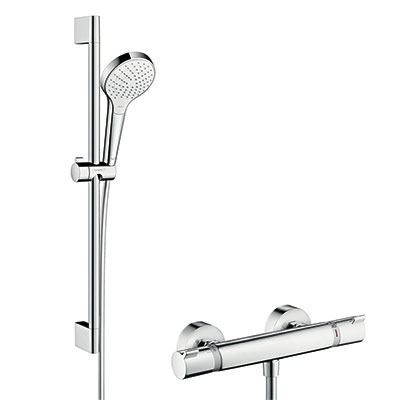 robinet de douche