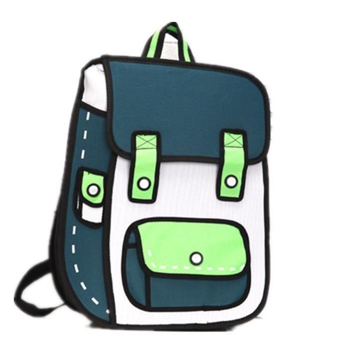 sac a dos dessin