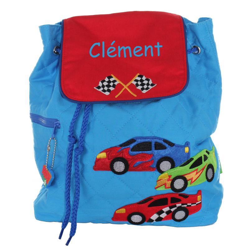 sac a dos voiture