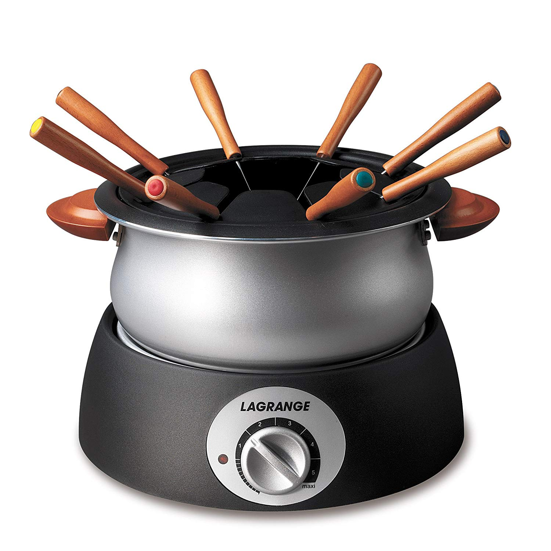 service a fondue electrique