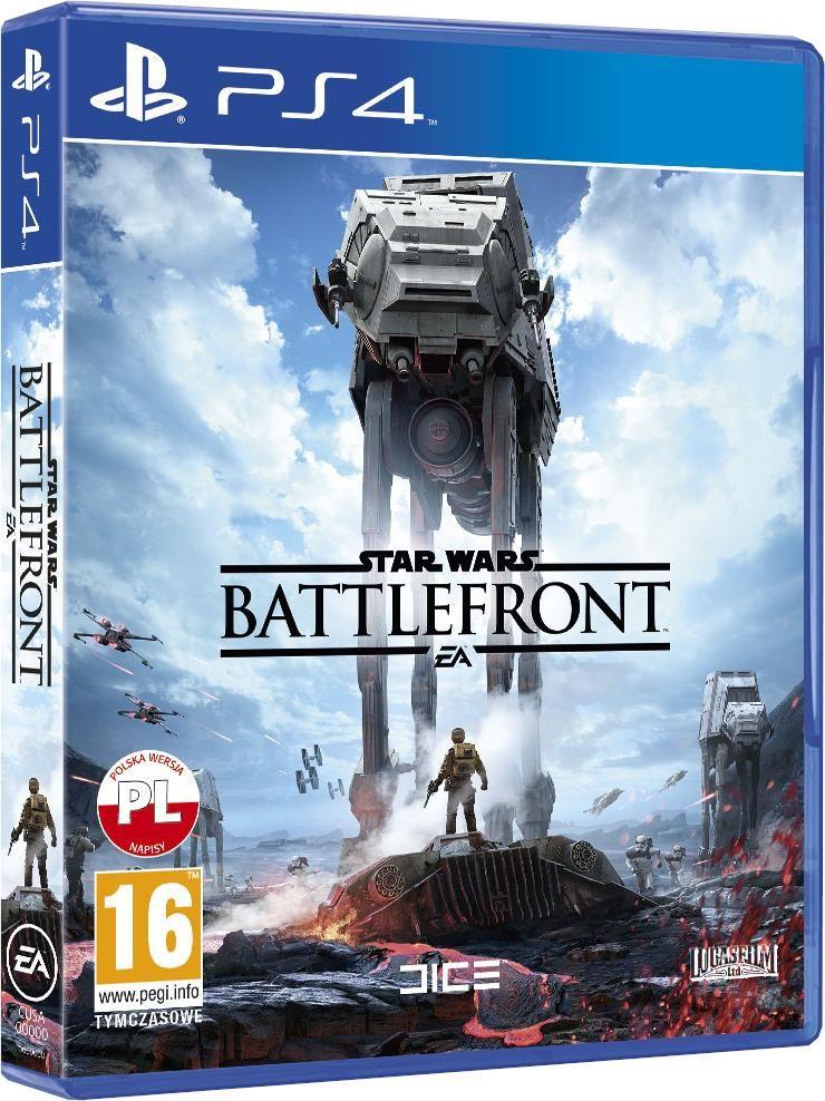 star wars battlefront ps4