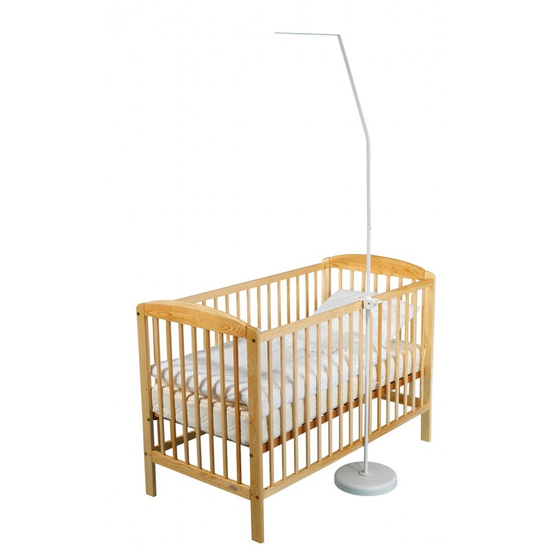 support ciel de lit bébé