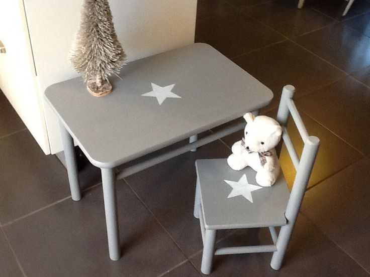table chaise bebe
