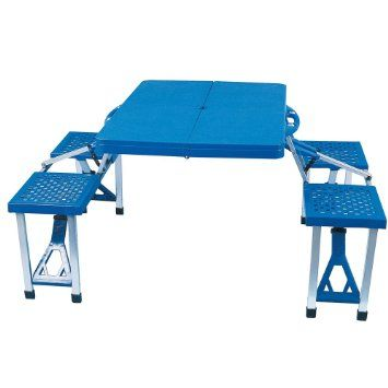 table pliable camping