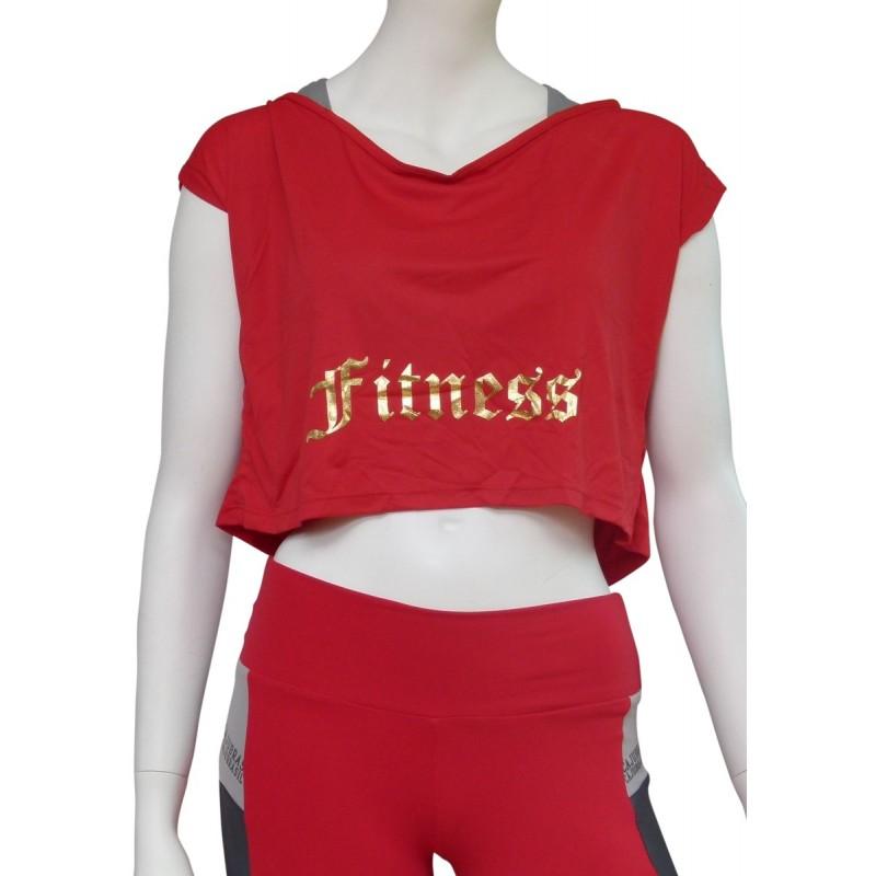 tee shirt fitness femme
