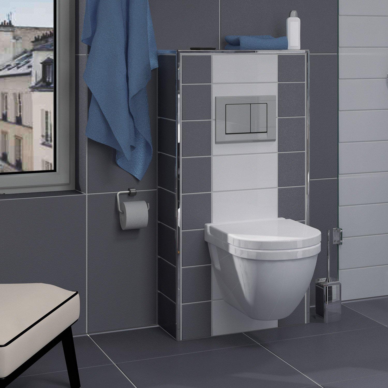 toilette suspendu