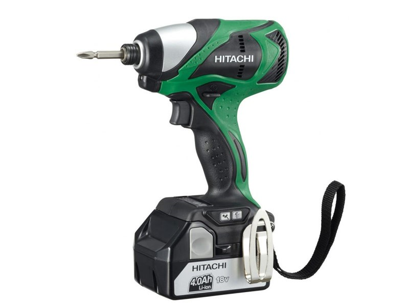 visseuse hitachi 18v 4ah
