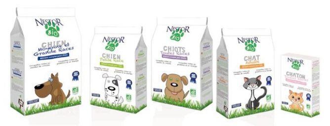 aliments pour chiens et chats