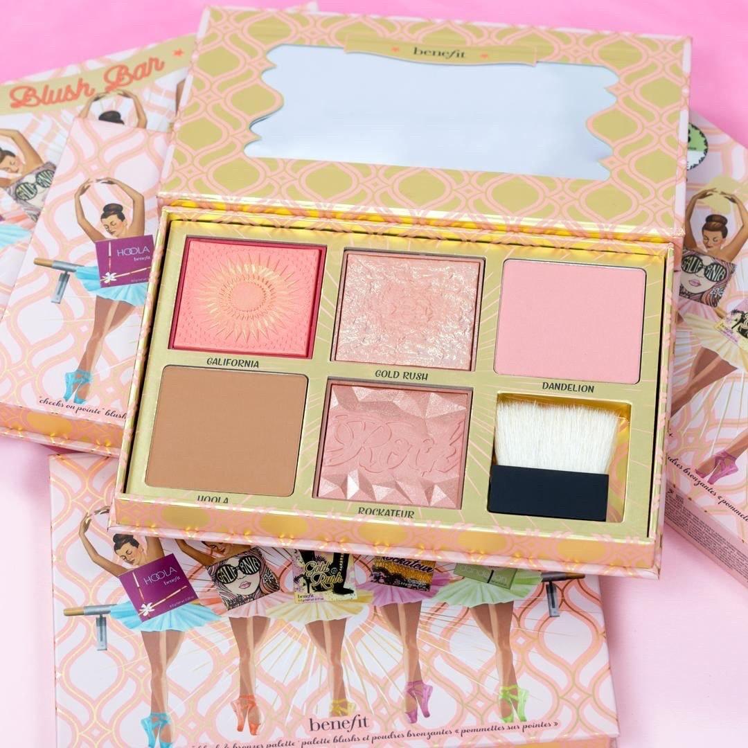 blush bar benefit