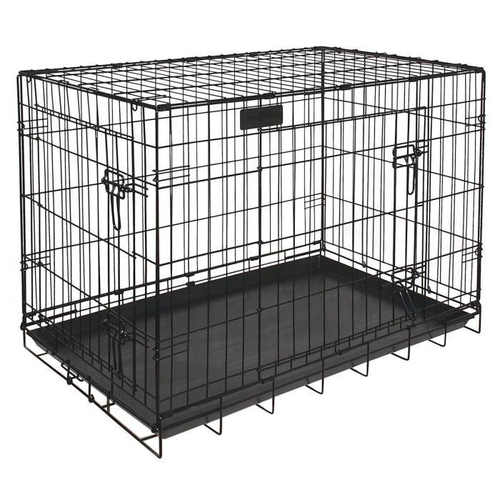 cage chien