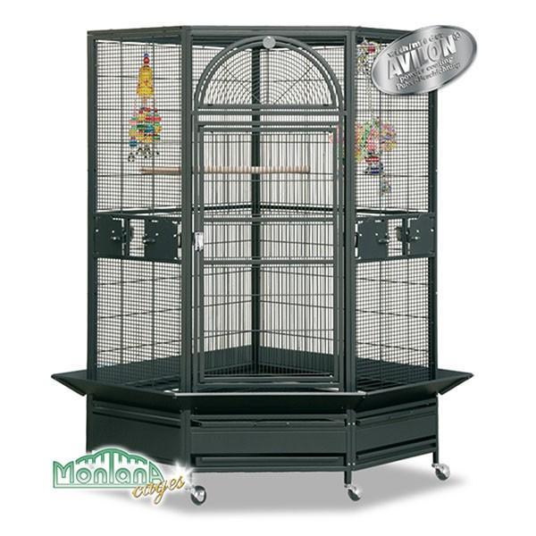 cage pour mandarin