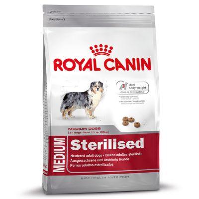 croquettes royal canin chien stérilisé