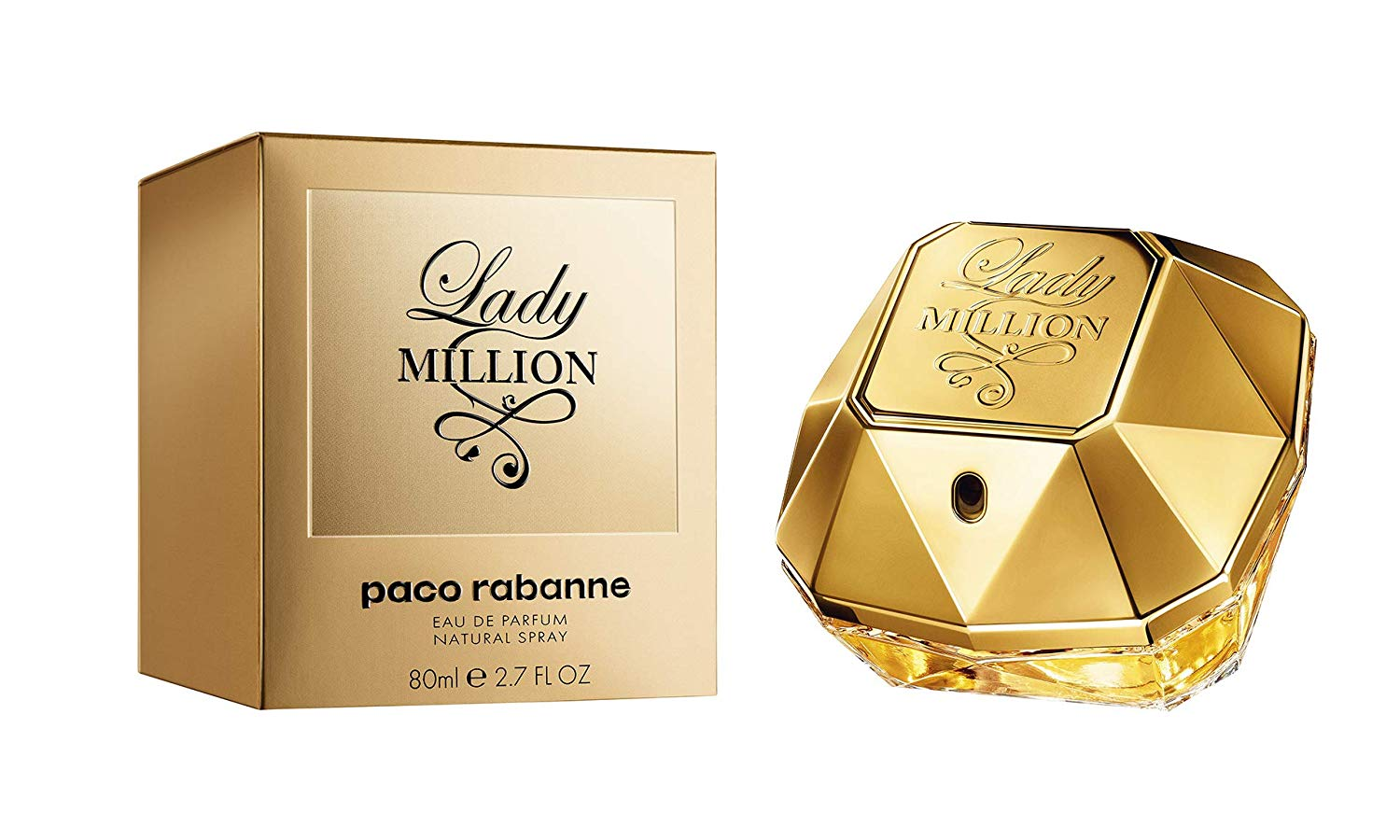 lady million 80ml