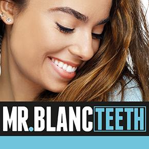 mr blanc teeth