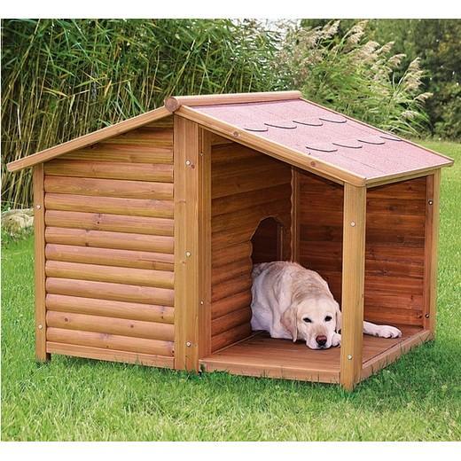 niche pour chien exterieur
