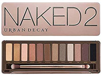 palette naked eyes 2