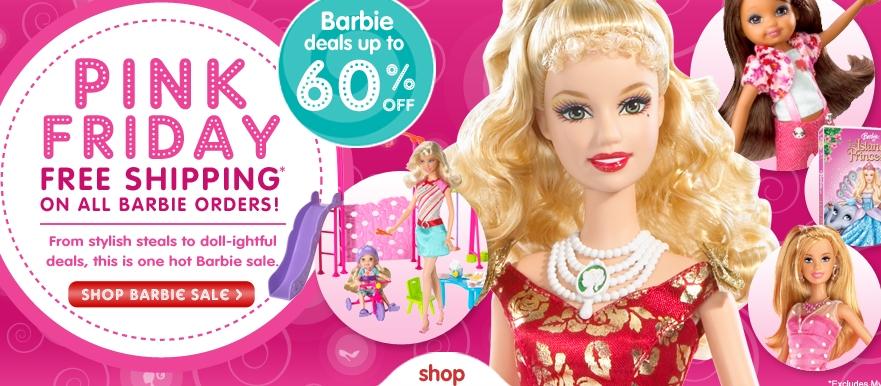 promo barbie