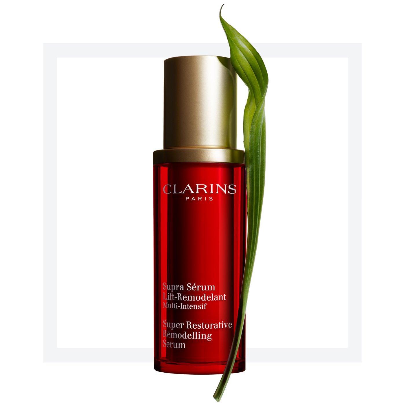 serum clarins