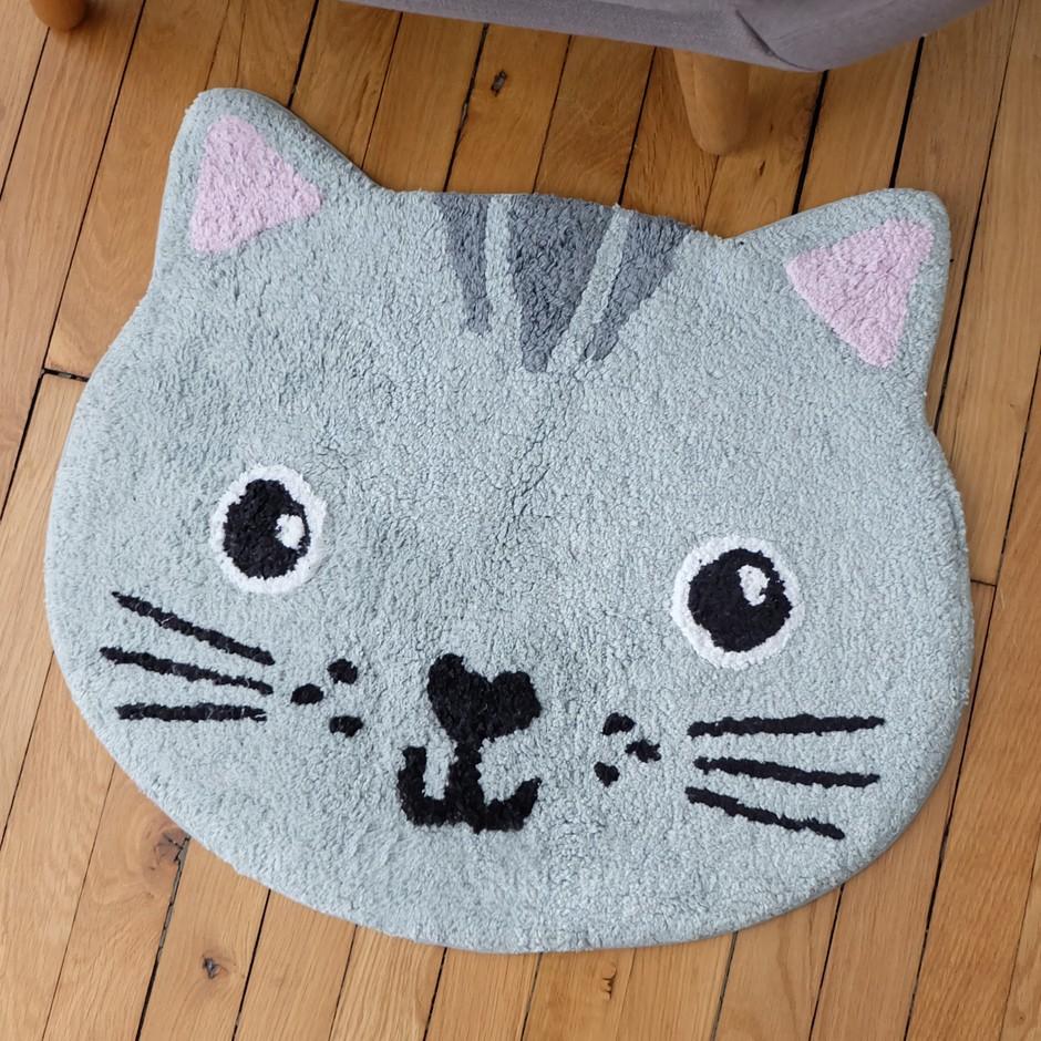tapis de chat