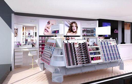 magasin de beauté