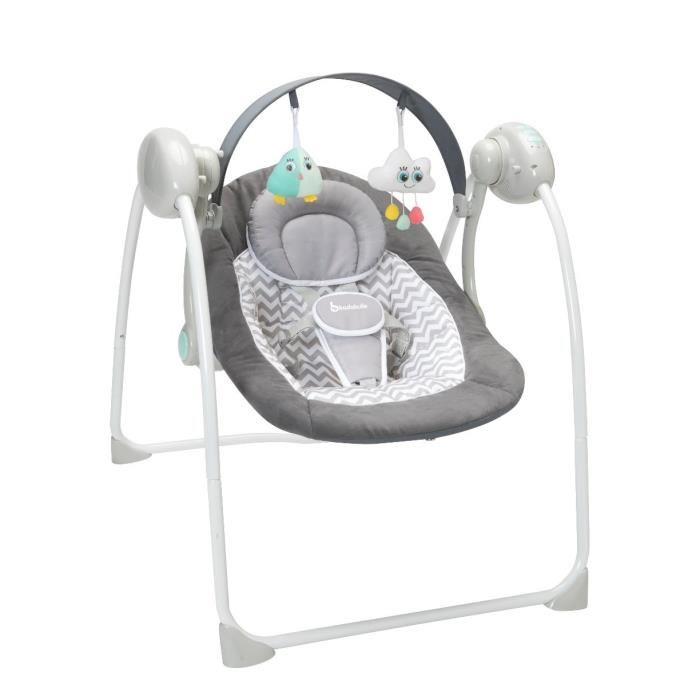 balancelle bébé confort